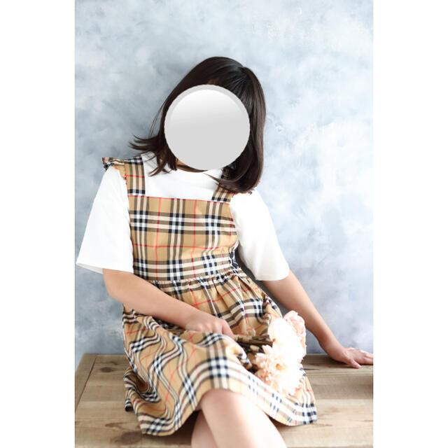 BURBERRY(バーバリー)のBURBERRY☆ワンピース 10 キッズ/ベビー/マタニティのキッズ服女の子用(90cm~)(ワンピース)の商品写真