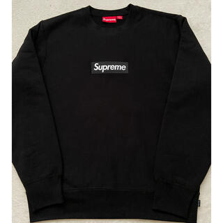 Supreme - 今週だけこの価格!supreme box logo crewneck