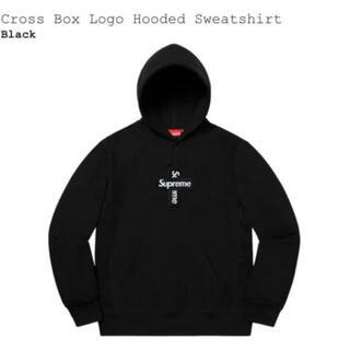 シュプリーム(Supreme)の今週だけこの価格!Supreme Cross Box Logo Hooded (パーカー)