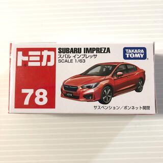 Takara Tomy - トミカ スバル インプレッサ