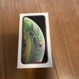 iPhone - iPhone Xs Space Gray 64 GB SIMフリー