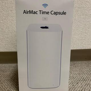 Apple - AirMac Time Capsule 2TB ME177J/A