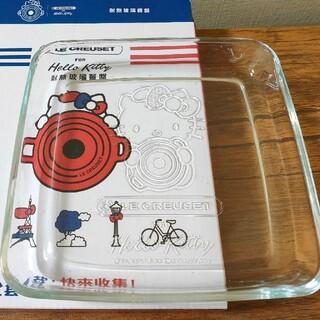 LE CREUSET - 新品未使用★台湾限定 LE creuset ルクルーゼ キティKITTY皿
