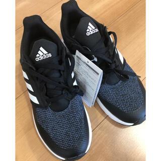 adidas - 新品未使用 adidas スニーカー 黒