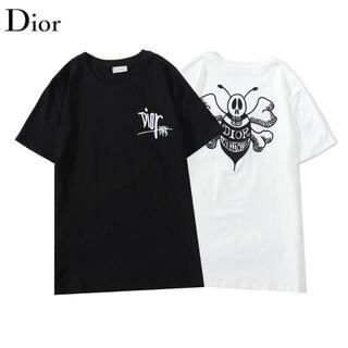 Dior - 刺繍入り✨2枚8000円ディオールDIOR半袖Tシャツ#10
