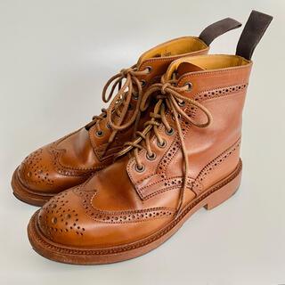 トリッカーズ(Trickers)のトリッカーズ カントリーブーツ Tricker's Boots UK4(ブーツ)