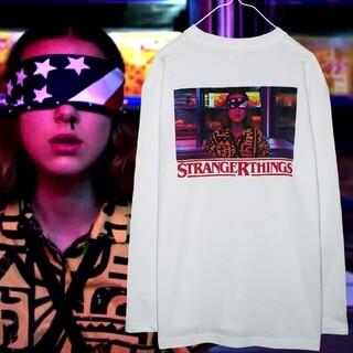 【新品】Stranger ThingsロングTシャツ