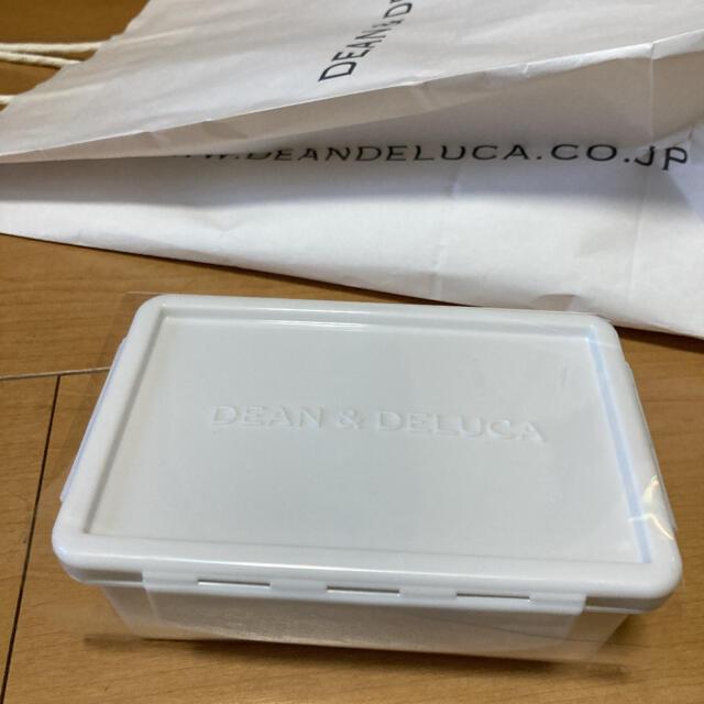 DEAN & DELUCA(ディーンアンドデルーカ)のdean&deluca ディーンアンドデルーカ ランチボックス S インテリア/住まい/日用品のキッチン/食器(容器)の商品写真