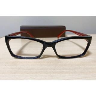 ジンズ(JINS)のJINS AirFrame ウェリントン伊達眼鏡 TR-10A-007 ジンズ(サングラス/メガネ)