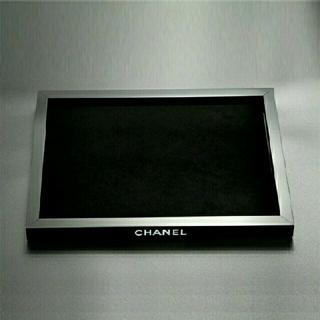シャネル(CHANEL)の◆商品名称:シャネルCHANEL ノベルティ トレイ 小物置き トレー 化粧品 (小物入れ)