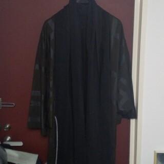 ソウソウ(SOU・SOU)のソウソウ もじり袖 桟 Lサイズ(チェスターコート)