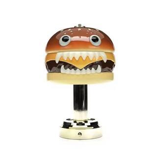 UNDERCOVER×MEDICOM TOY HAMBURGER LAMP(その他)