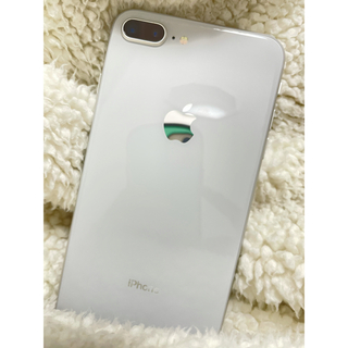 Apple - iPhone8plus SIMロック解除済み