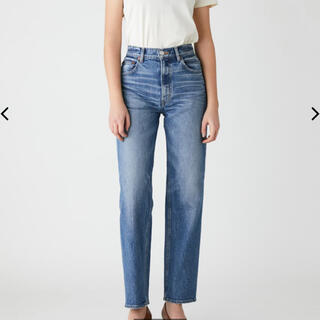 moussy - MOUSSY PLAIN JEANS straight 23inch