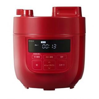 シロカ 電気圧力鍋  4L
