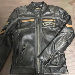 ハーレーダビッドソン(Harley Davidson)のHARLEY DAVIDSON ハーレーダビッドソン ライダース Sサイズ(ライダースジャケット)