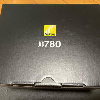 Nikon - ニコン D780 ボディ ほぼ新品 Nikon