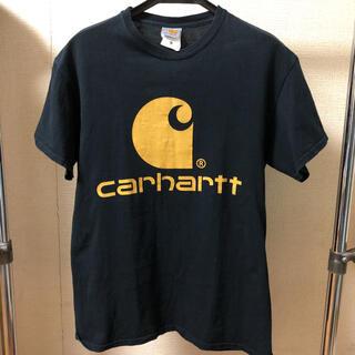 carhartt - carhartt カーハート デカロゴ 両面プリント Tシャツ