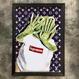 シュプリーム(Supreme)のart design アートポスター 096(アート/写真)