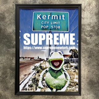 シュプリーム(Supreme)のart design アートポスター 097(アート/写真)
