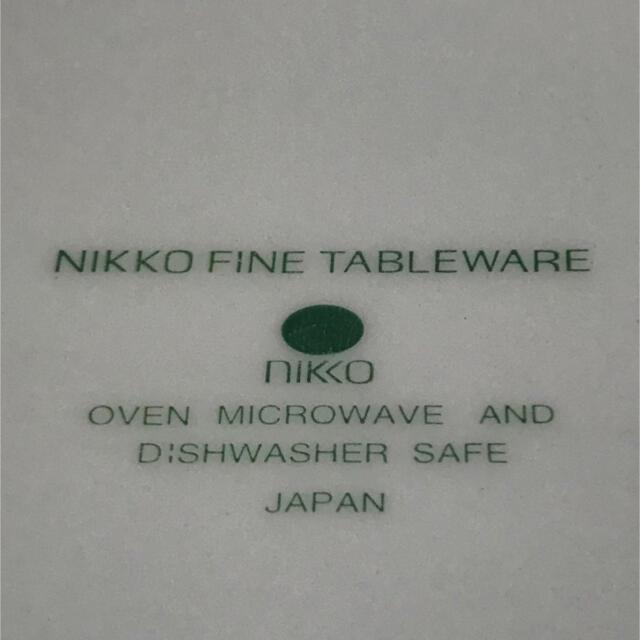NIKKO(ニッコー)のNIKKO 大皿 1枚 インテリア/住まい/日用品のキッチン/食器(食器)の商品写真