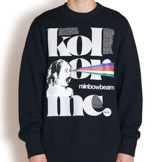 kolor - kolor 21ss  sweat