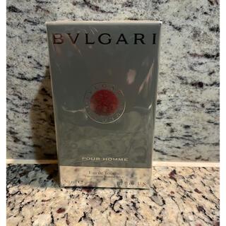BVLGARI - ●ブルガリ プールオム●オードトワレ50ml 未開封正規品 フルボトル