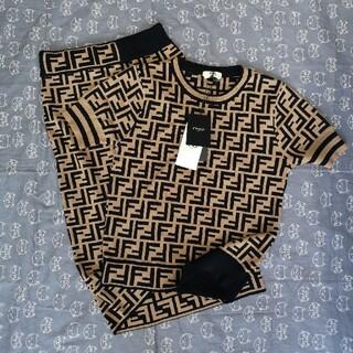 FENDI - 上下セット フェンディ スカート セーター