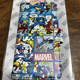 MARVEL - MARVEL キャプテンアメリカ スマホケース 手帳型