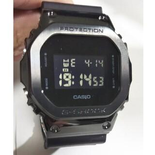 G-SHOCK - G-SHOCK GM-5600B-1JF メタル ブラック
