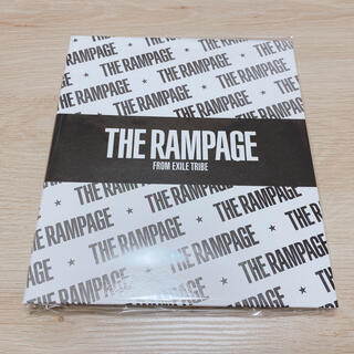 THE RAMPAGE - THE RAMPAGE ステッカーフォルダー