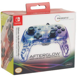 【新品未使用】PDP Afterglow ニンテンドースイッチ コントローラー(家庭用ゲーム機本体)