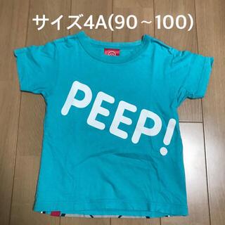 サイズ4A(90〜100)  Tシャツ (Tシャツ/カットソー)