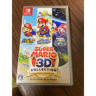 ニンテンドースイッチ(Nintendo Switch)のswitch スーパーマリオコレクション 3D スイッチ(家庭用ゲームソフト)