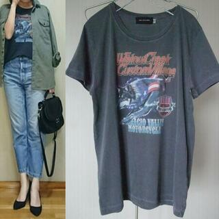 DEUXIEME CLASSE - 【ドゥーズィエムクラス取扱い】 GOOD ROCK SPEED ロックTシャツ