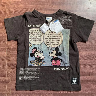 BREEZE - 新品 BREEZE ミッキー  Tシャツ 110 ブリーズ