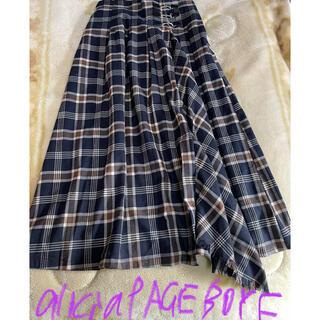 PAGEBOY - ロングスカート