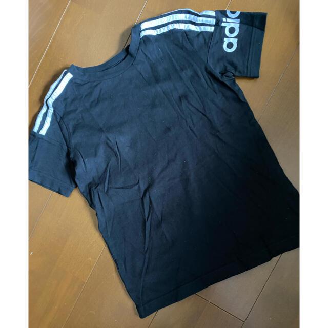 adidas(アディダス)のadidas アディダス Tシャツ キッズ/ベビー/マタニティのキッズ服男の子用(90cm~)(Tシャツ/カットソー)の商品写真
