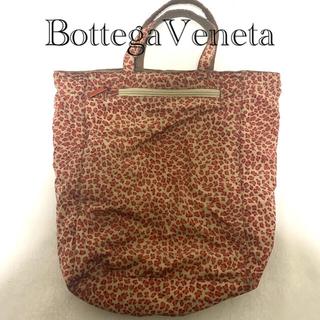 Bottega Veneta - Bottega レオパードトートバッグ
