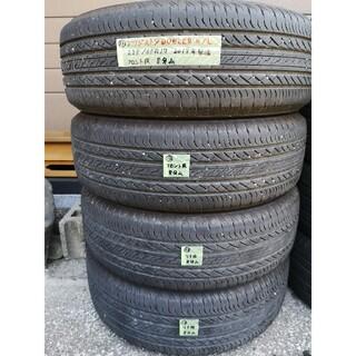 ブリヂストン(BRIDGESTONE)の⑬中古 ブリジストン DUELER H/L 225/65R17 サマータイヤ4本(タイヤ)