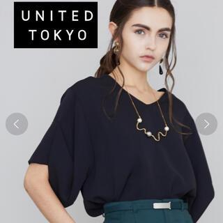 UNITED TOKYO/ユナイテッドトウキョウ❤️ブラウス❤️