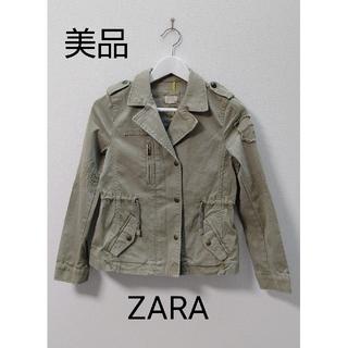 ザラ(ZARA)のZARA  ジャケット(ジャケット/上着)