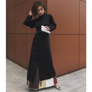 Ameri VINTAGE - Ameri VINTAGE  BACK TUCK SHIRT DRESS
