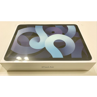 Apple - Apple 新品未開封iPad Air4 Wi-Fi 64GB sky blue