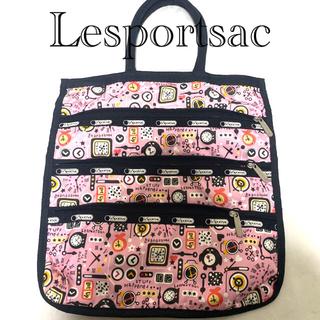 LeSportsac - Lesportsac デザイントートバッグ