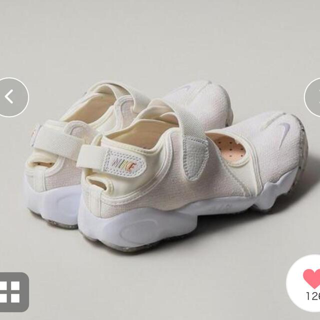 NIKE(ナイキ)のエアリフト 新作 ナチュラル レディースの靴/シューズ(スニーカー)の商品写真