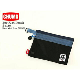 CHUMS - CHUMS フラットポーチ