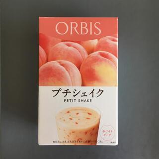 ORBIS - オルビス ★プチシェイク★ホワイトピーチ 1箱7食分