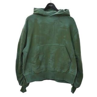 アレッジ(ALLEGE)のttt msw 20aw paint hoodie(パーカー)