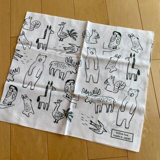 リサラーソン(Lisa Larson)の人気北欧雑貨店クローネ オリジナル手ぬぐい(日用品/生活雑貨)